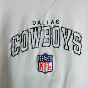 Vintage Dallas Cowboys Sweatshirt XL Champion 90s
